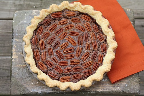 Chocolate Pecan Pie | by Tracey's Culinary Adventures