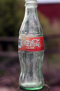 Weathered Coca Cola bottle from 1999 | by Cody La Bière