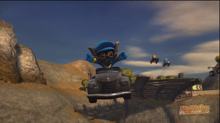 Sly Cooper: ModNation Racers | by PlayStation.Blog