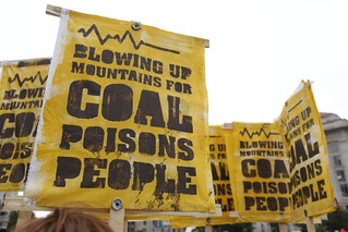 Appalachia Rising: Thousands Call on Obama Administration to End Mountaintop Removal | by Rainforest Action Network