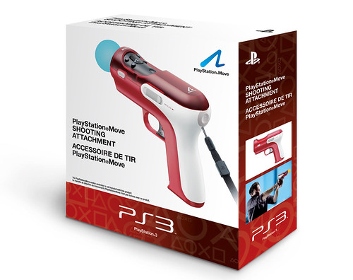PlayStation Move Shooting Attachment | by PlayStation.Blog