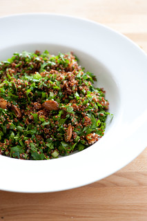 quinoa tabbouleh | by jules:stonesoup