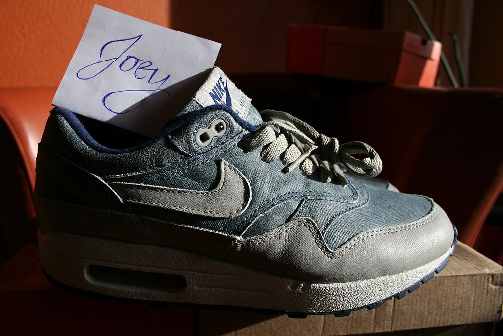 Air Max 1 Dirty Denim