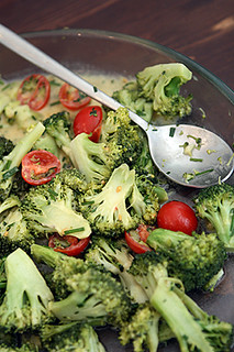 brocolli salad | by David Lebovitz