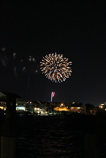 Downtown Ocean City MD Fireworks | by ocmdhotels