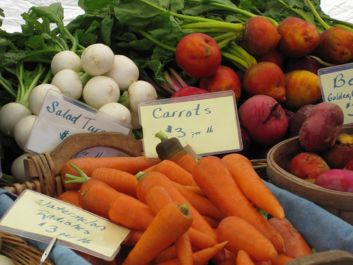 Kekela Farms Stand at the Parker School Farmers Market | by ClarkRealty