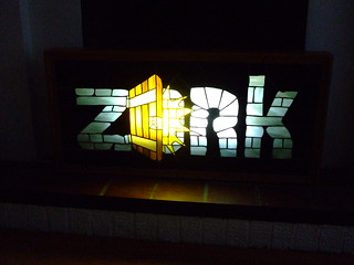 "Zork Stained Glass Window | by Jason ""Textfiles"" Scott"