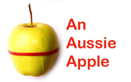 AusieApple | by anotherlunch.com