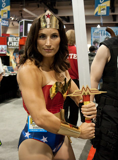Buff Wonder Woman | by San Diego Shooter