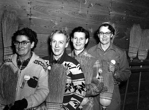 Women's Curling Champs | by Galt Museum & Archives on The Commons