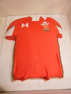 Rugby Shirt Cake Tin