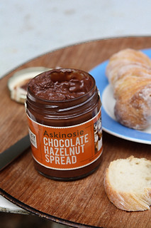 chocolate hazelnut spread | by David Lebovitz