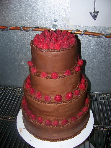 Vegan Wedding Cake Gent