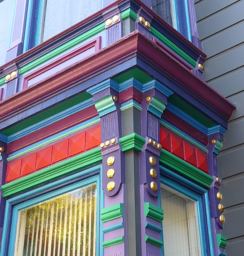 victorian architecture  in the castro district | by nolehace