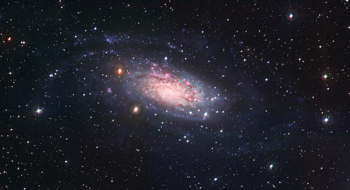 NGC 3621 | by daypass