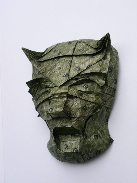Gargoyle head