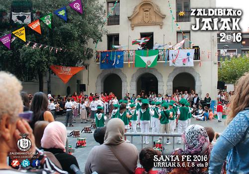 2016ko Zaldibiako Jaiak - Galeria osoa