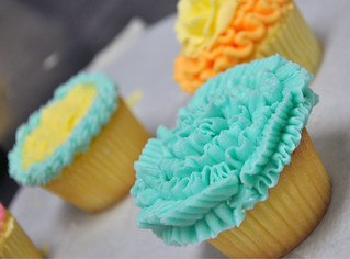 Lesson 90 - Decorating Cupcakes | by The Institute of Culinary Education