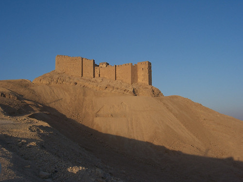 Arab Castle at Palmyra, Syria (II) | by isawnyu