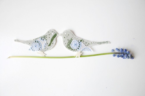 Fabric birds | by MIKO DESIGN