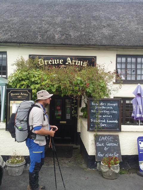 Day 4: Drewe Arms
