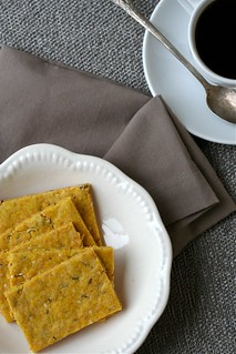 Curried Cumin Crackers 1 | by jess.t