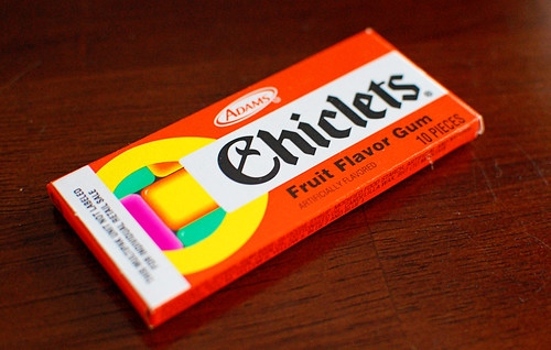 Chiclets | by Jamiesrabbits
