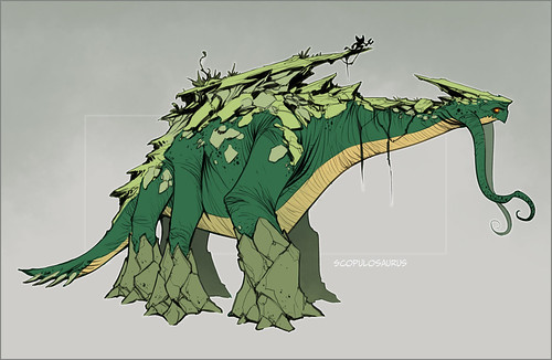 Scopulosaurus_2a copy | by Insomniac Games