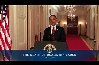REMARKS BY THE PRESIDENT ON OSAMA BIN LADEN | by US Embassy New Zealand