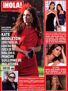 Kate Middleton | by Revista ¡HOLA!