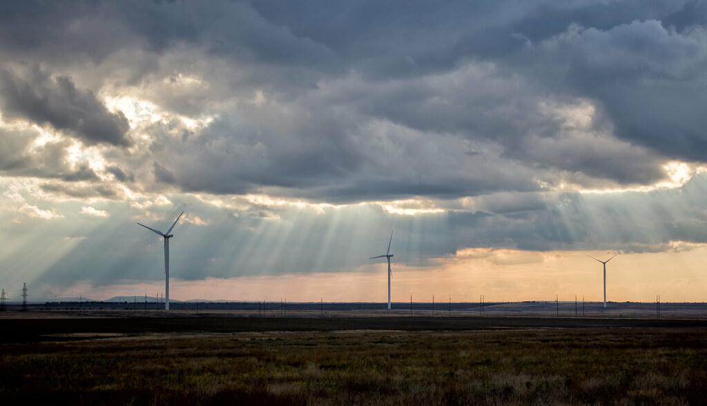 Ветроэнергетика Крыма - Останинская ВЭС VAD_9440