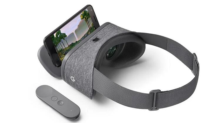 Шлем виртуальной реальности Google Daydream
