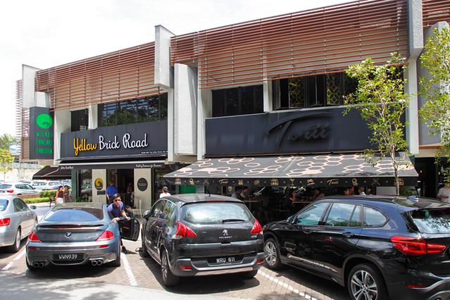 Torii Jalan Batai Damansara Heights