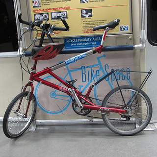20110113 bart-bike-space-future-sea-level | by Jym Dyer