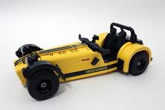 LEGO Ideas Caterham Seven 620R (21307)