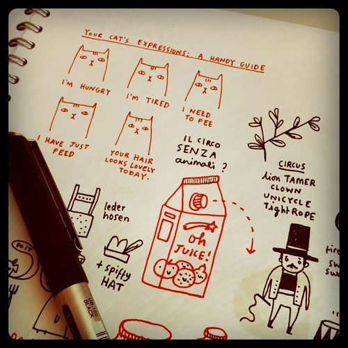 Sketchbook | by gemma correll