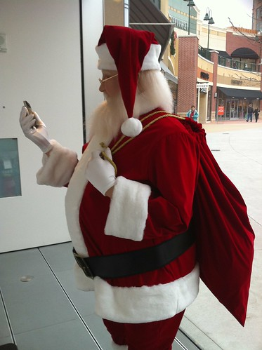 Geek Santa