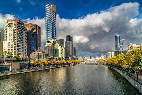 Melbourne | by teekay72