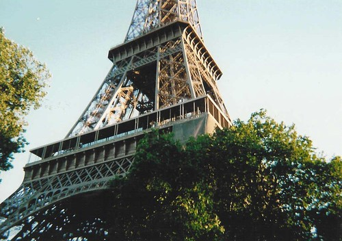 Eiffel Tower | by Elizabeth Anne Fowler