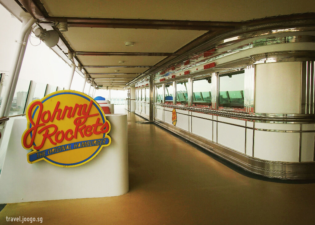 Johnny Rockets Mariner of the Seas - travel.joogo.sg