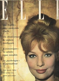 ELLE-June 1960 | by Fashion Covers Magazines (First)