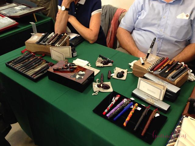 Field Trip - Tilburg Pen Show 2015 Recap 20