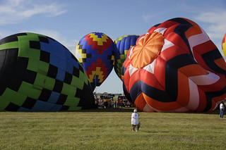 Balloons taking off! | by battlecreekcvb