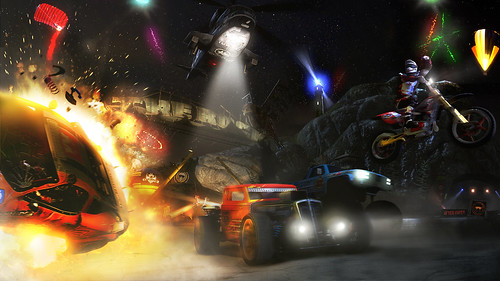 MotorStorm Apocalypse: The Rock | by PlayStation.Blog