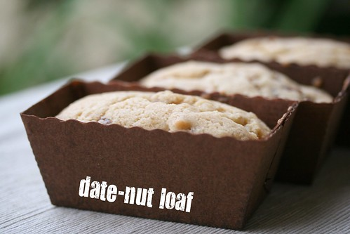 Date-Nut Loaf - Tuesdays with Dorie | by Food Librarian