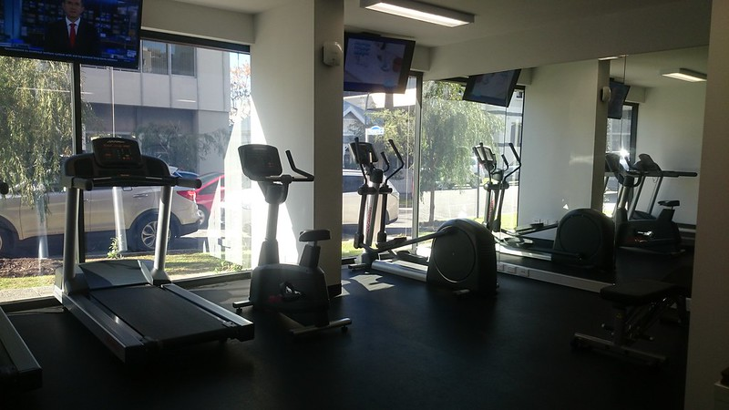 Sage Hotel Perth Review (Gym)