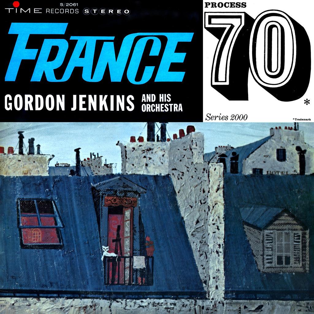 Gordon Jenkins - France - Process 70