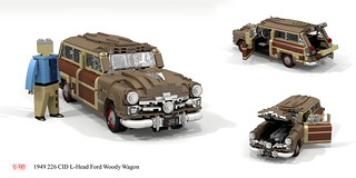 Ford 1949 Woody Wagon