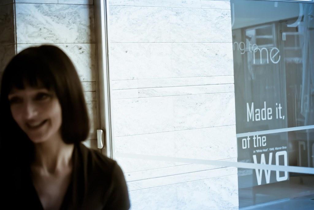Maria de Medeiros. Lisboa 2011.