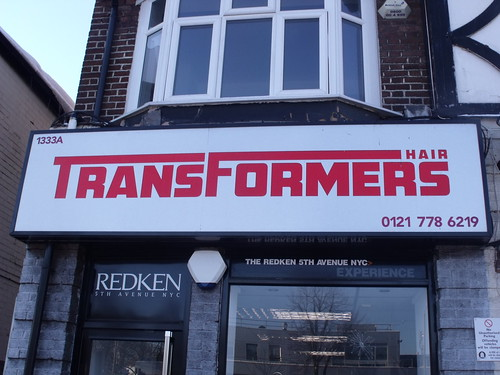 Transformers Hair - 1333A Stratford Road, Hall Green
